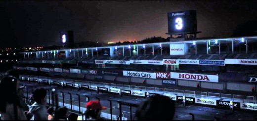 Honda faz homenagem a Ayrton Senna
