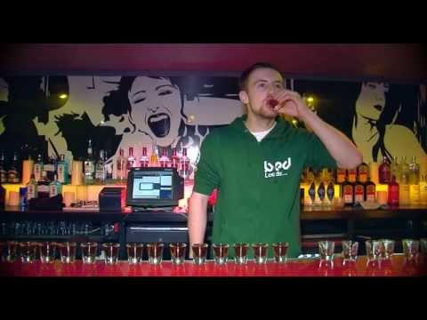 beber 40 shots