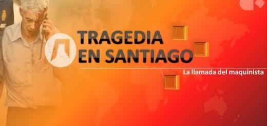 Foi revelado o primeiro telefonema após o acidente em Santiago de Compostela