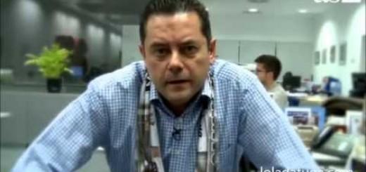 Jornalista espanhol louco com a exibição de Cristiano Ronaldo