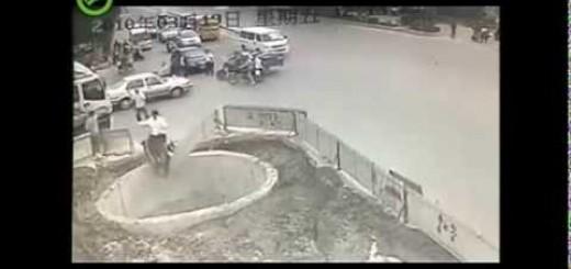 O verdadeiro perigo na estrada