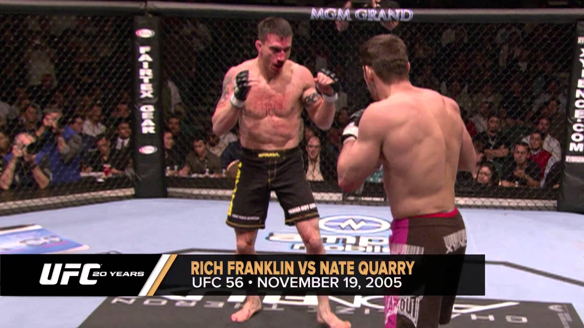 Os 20 knockouts mais brutais da história do UFC