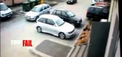 Estacionamento ou Inversão de Marcha