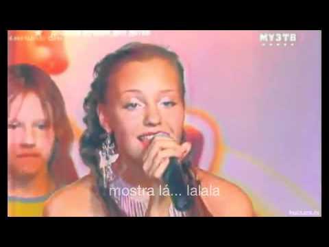 Música portuguesa interpretada por uma russa