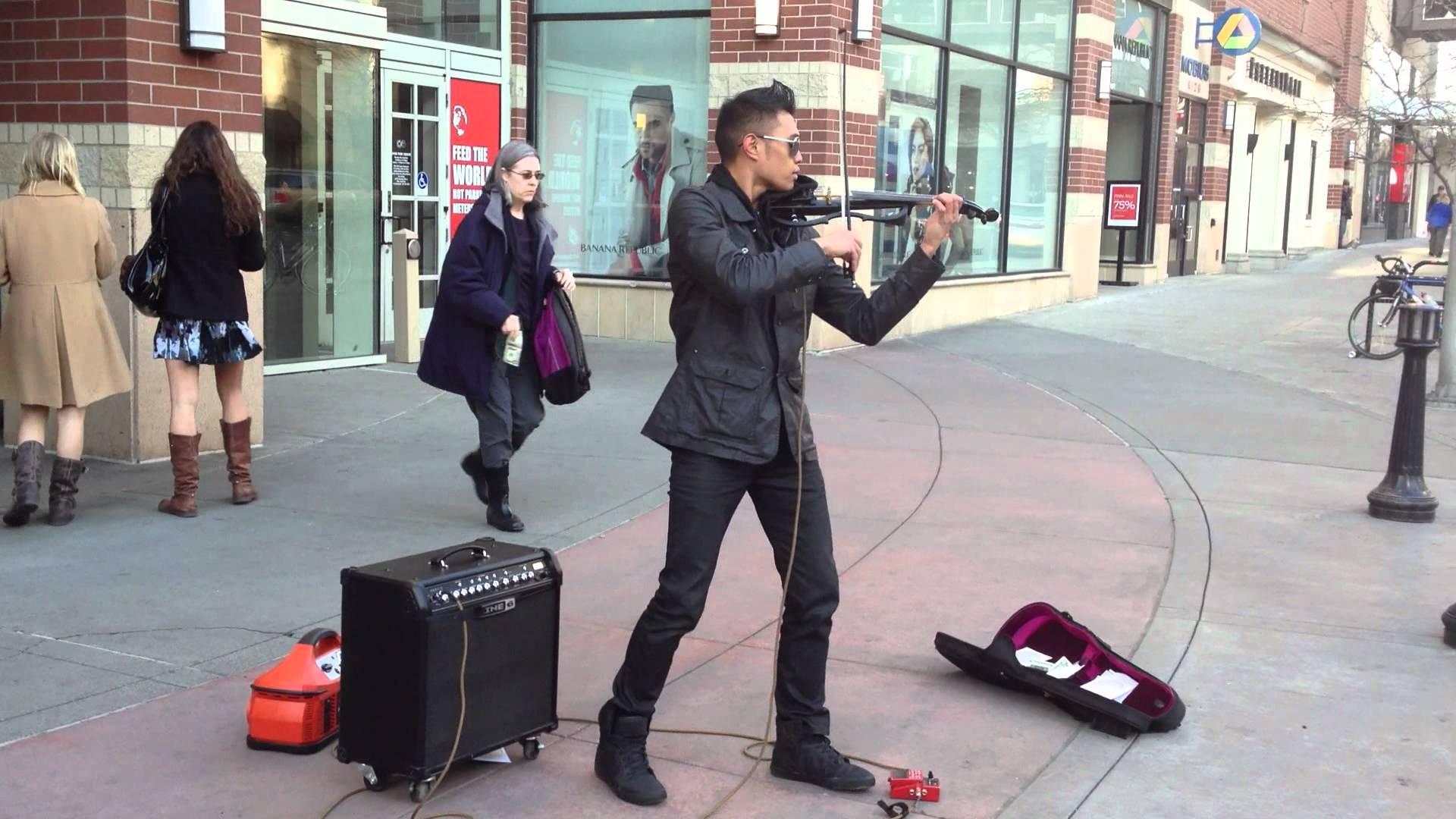 Músico de rua