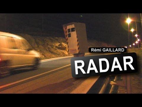 Radar camuflado