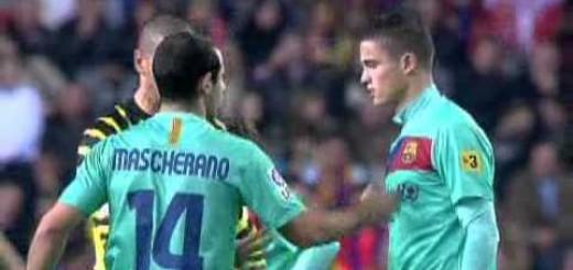 Valdés a tentar arranhar o inglês