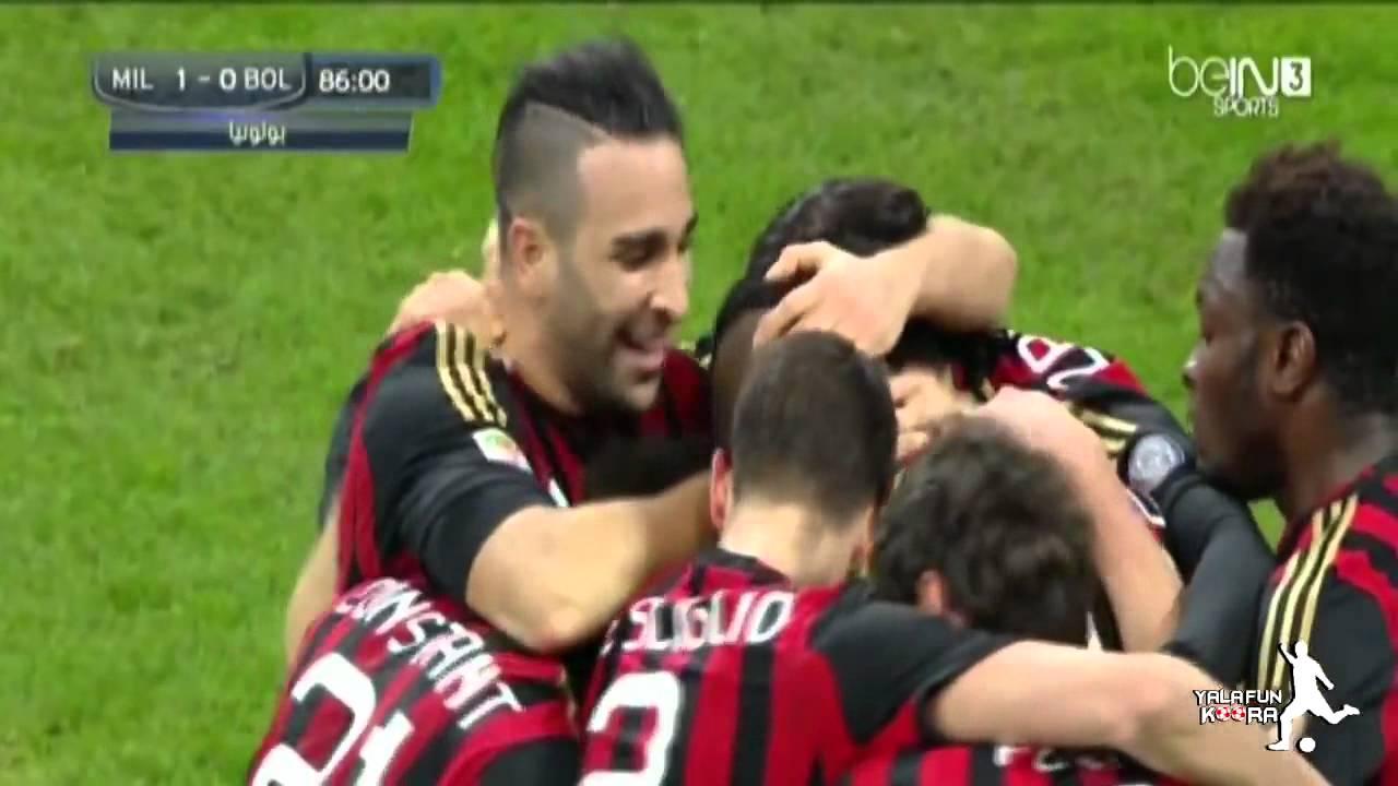 Mario Balotelli marca golão e festeja à sua maneira