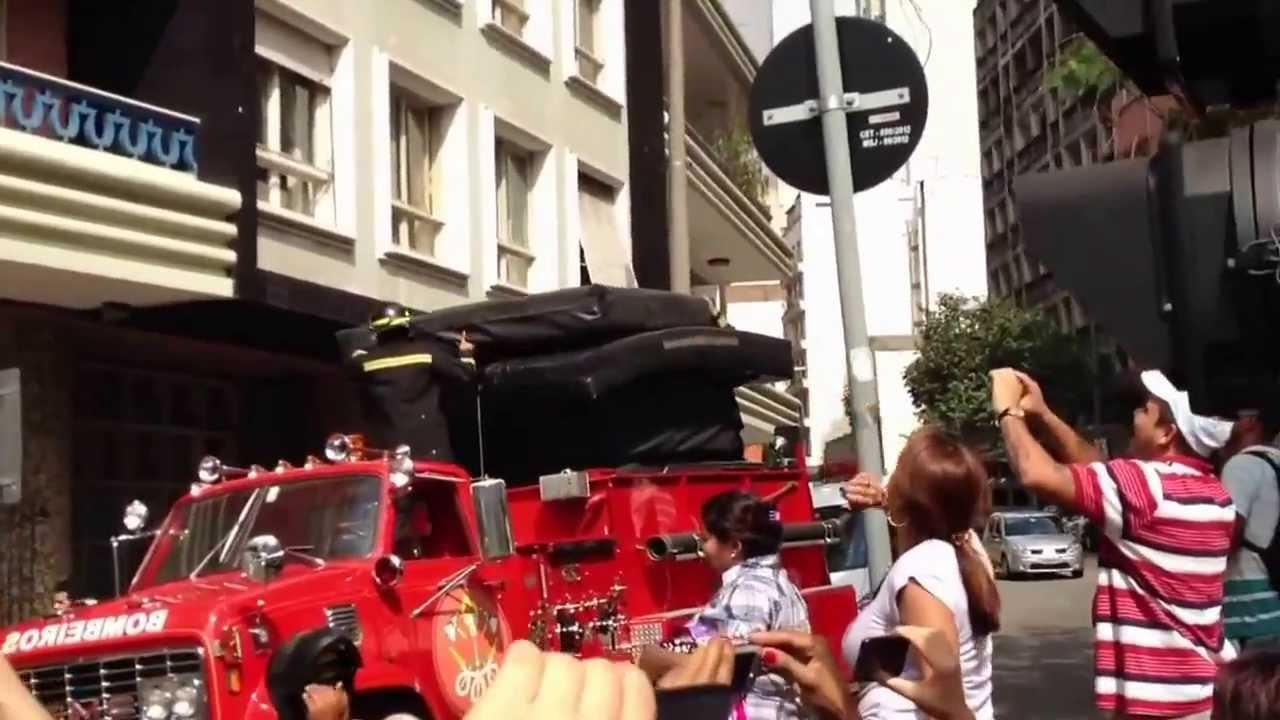 Amante salta da janela no centro de São Paulo