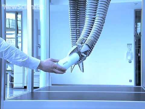 Braço robótico aprende da mesma forma que os bebés