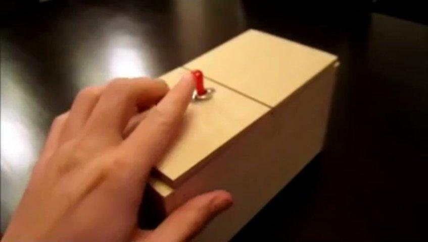 Gostas de um bom desafio? Eis a tua caixa!