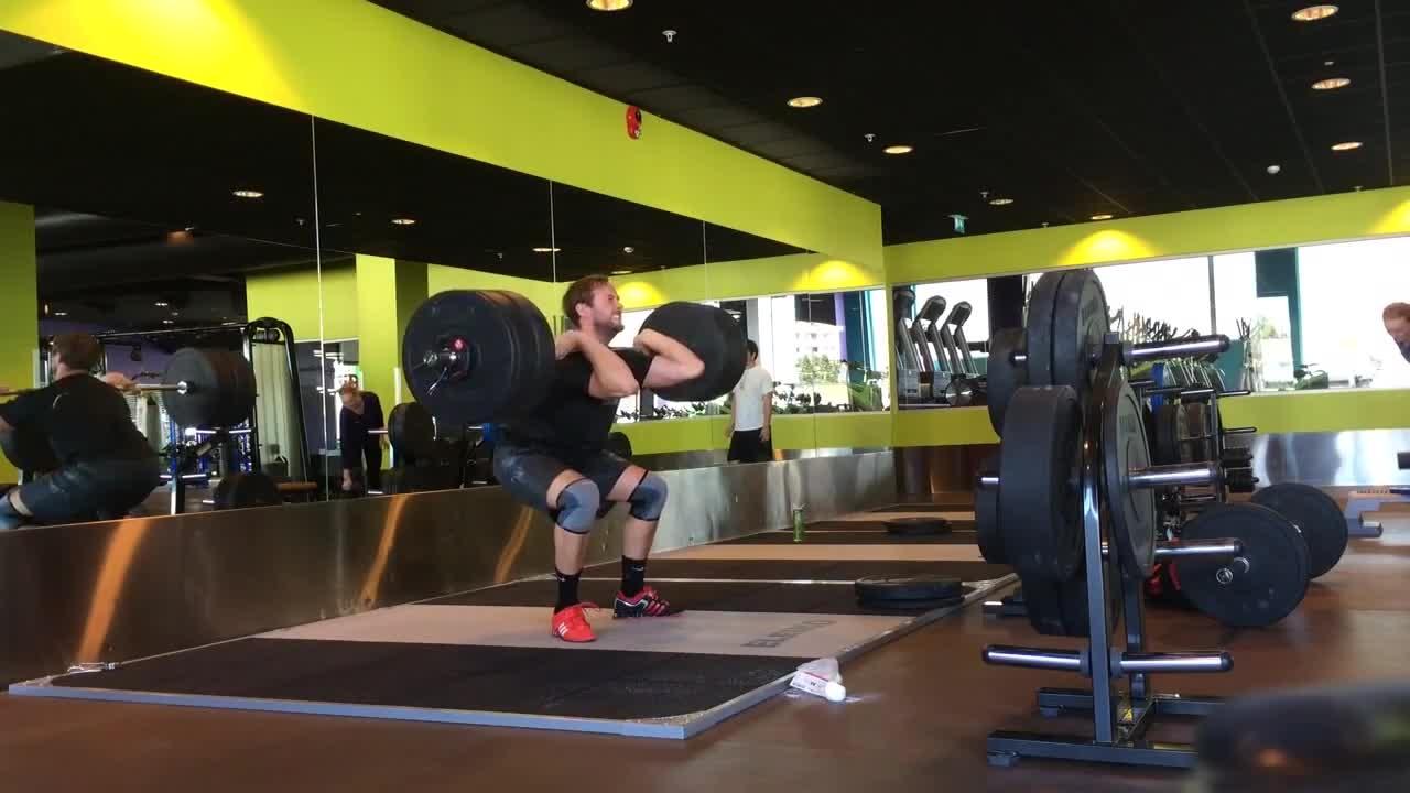 Levantar mais peso