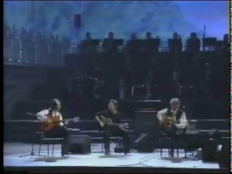 Paco De Lucia, John McLaughlin e Al Di Meola