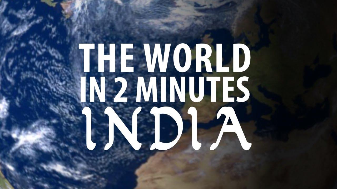 Índia em 2 minutos
