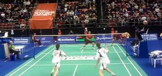Badminton espectacular