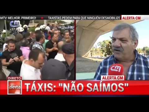 Taxista mostra o seu nível de educação