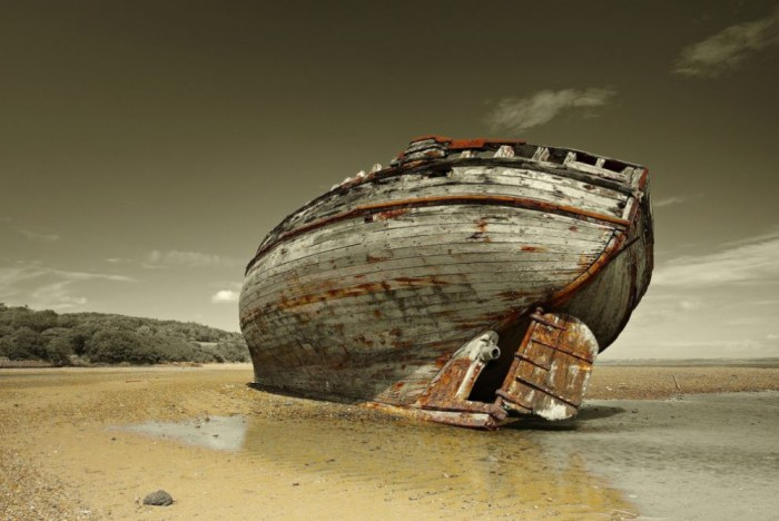 barco de pesca Anglesey, País de Gales