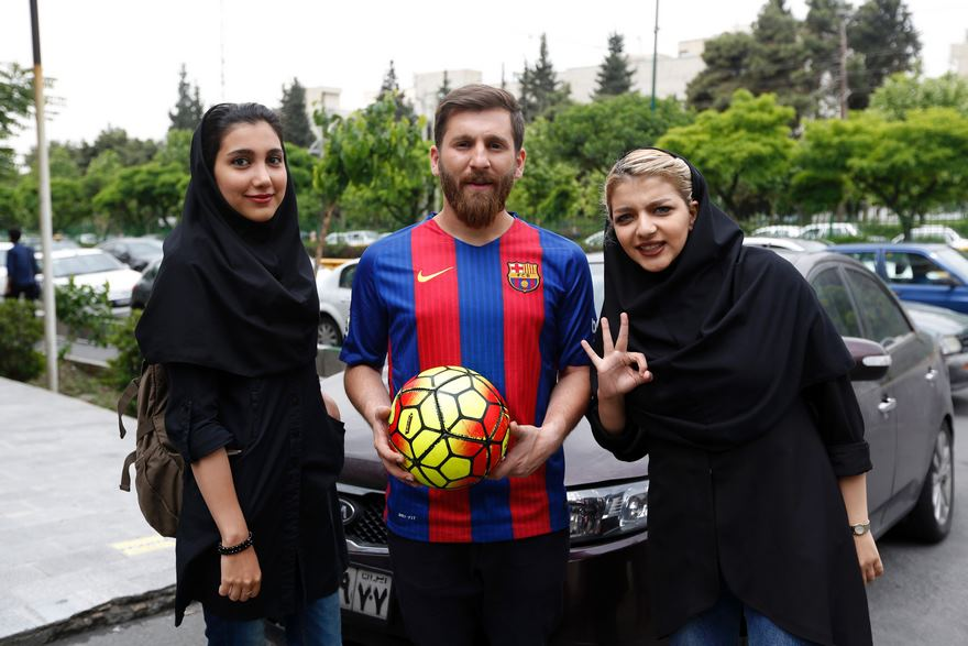 Sósia de Lionel Messi detido_2