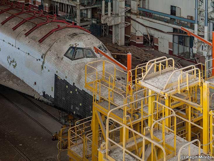 Agência Espacial Russa Buran
