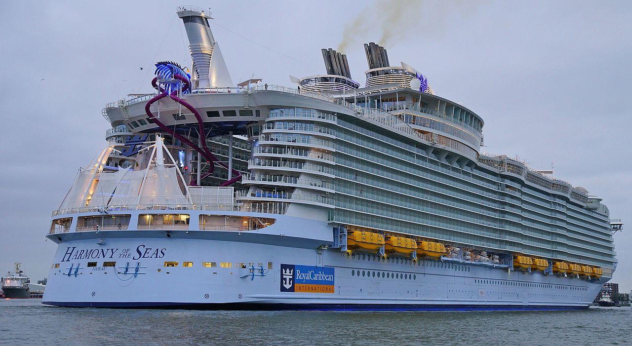 Maior cruzeiro do mundo