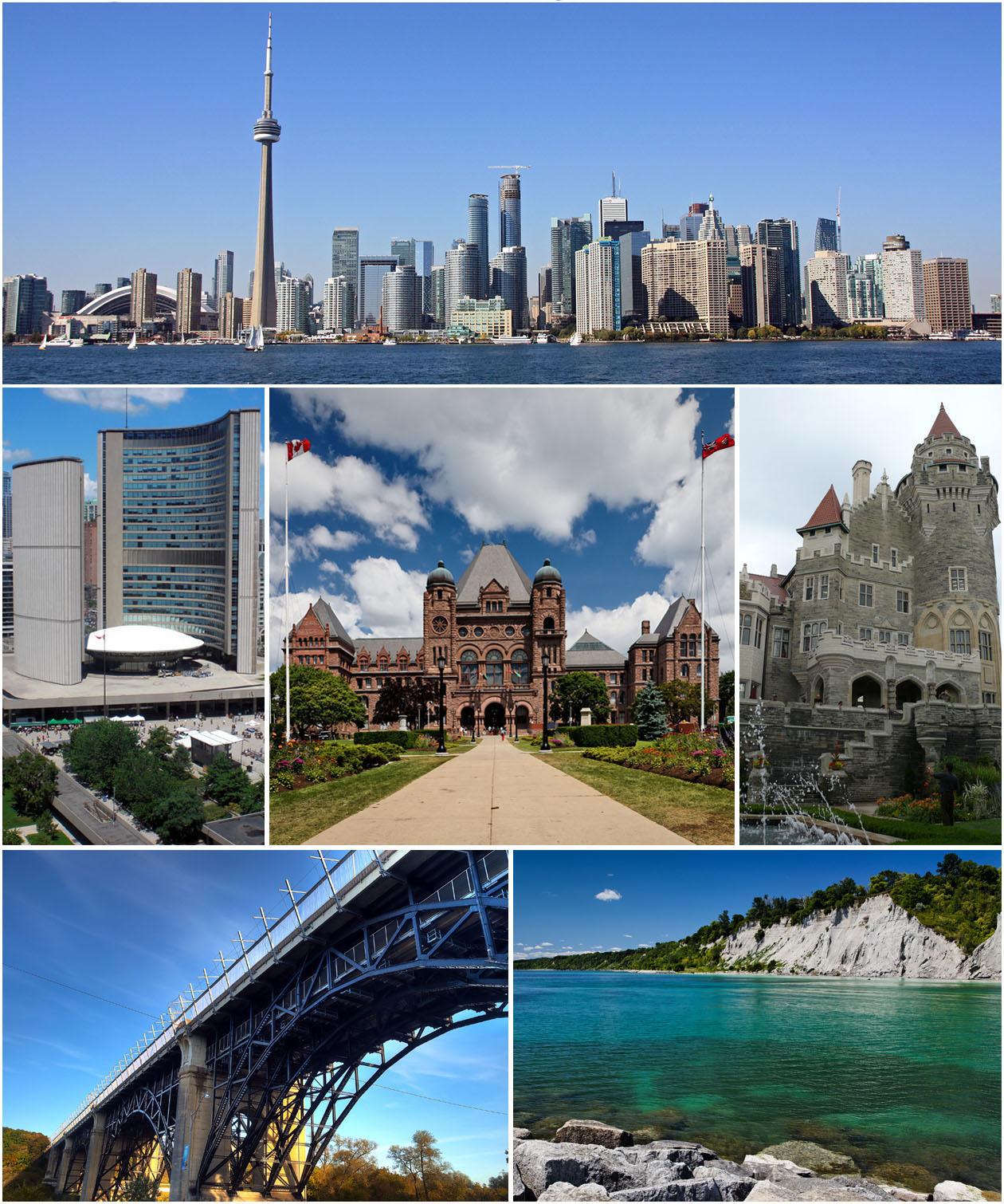 Maiores países do mundo - Canada