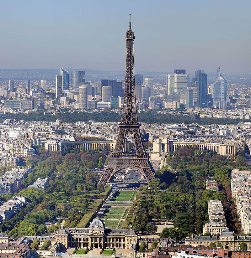 Cidades mais caras do mundo Paris