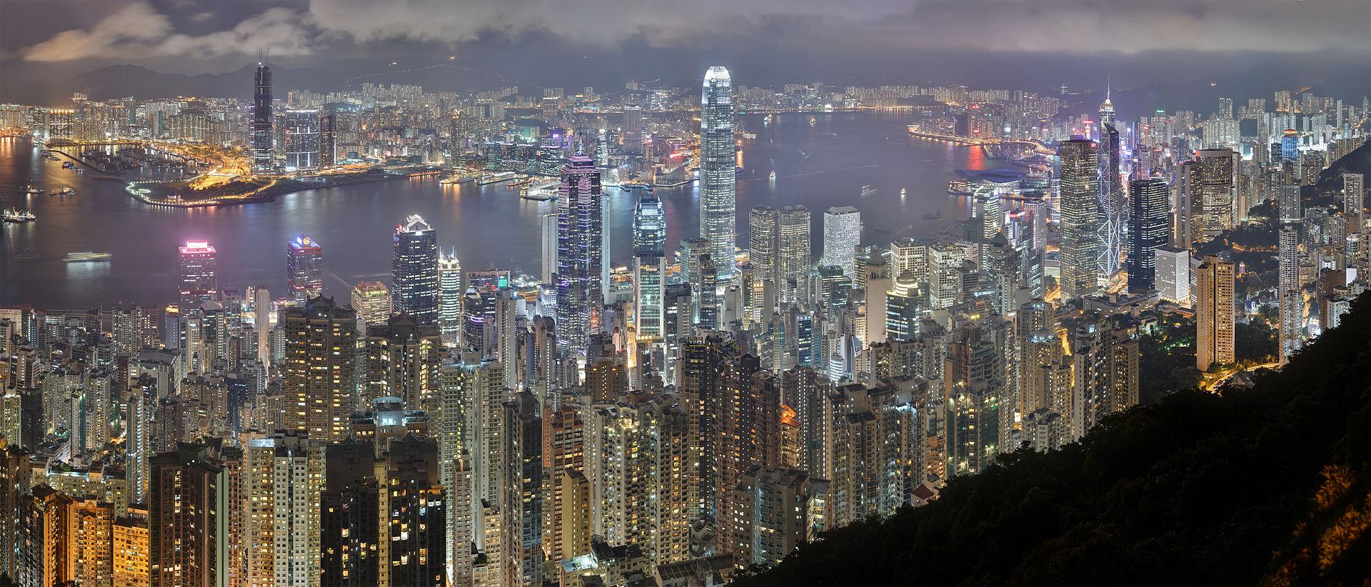 Cidades mais caras do mundo Hong Kong