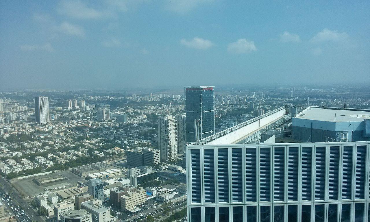 Cidades mais caras do mundo Tel Aviv